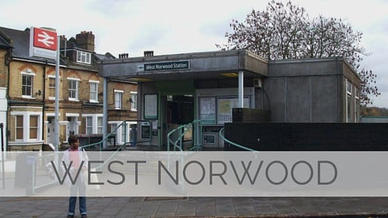 Learn To Say West Norwood?
