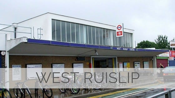 Learn To Say West Ruislip?