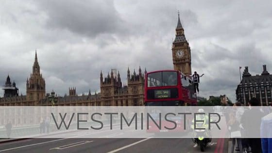 Learn To Say Westminster?