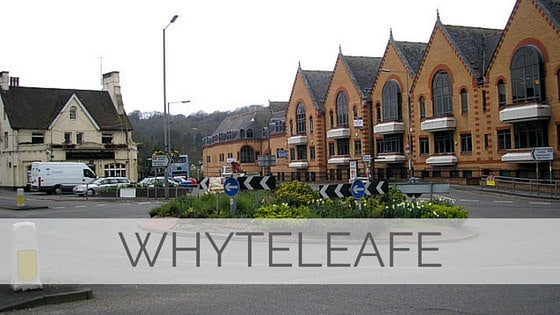 Learn To Say Whyteleafe?