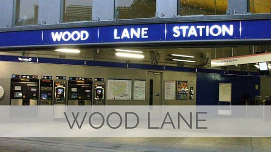 Learn To Say Wood Lane?