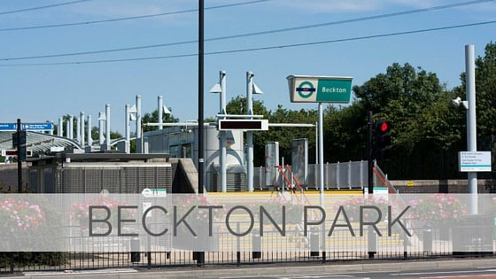 Learn To Say Beckton Park?