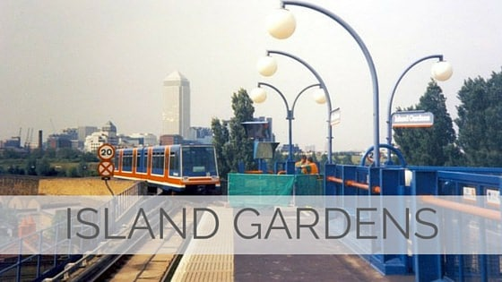 Learn To Say Island Gardens?