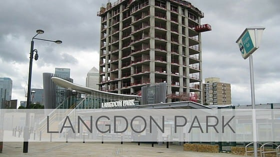 Learn To Say Langdon Park?