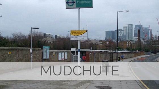 Learn To Say Mudchute?