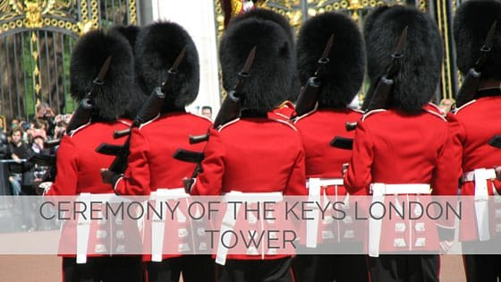 Learn To Say Ceremony Of The Keys London Tower?