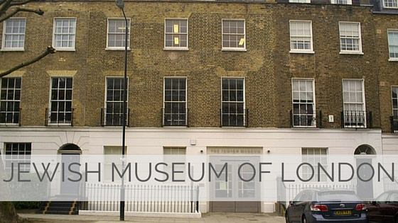 Learn To Say Jewish Museum Of London?