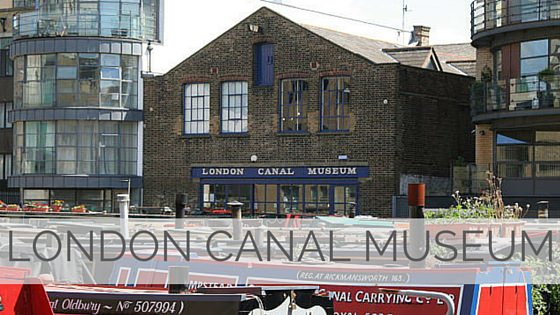 Learn To Say London Canal Museum?