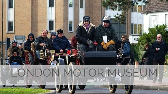 Learn To Say London Motor Museum?