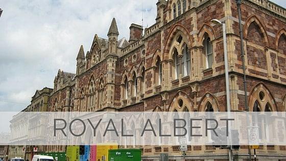 Learn To Say Royal Albert?