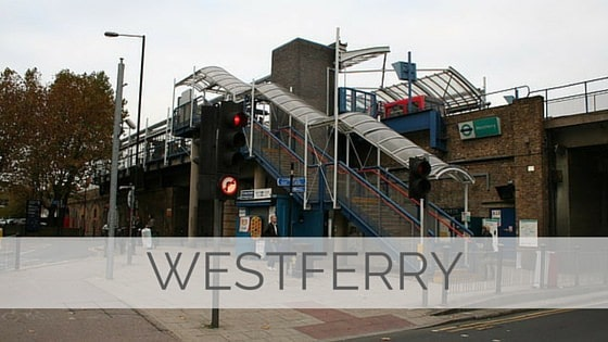 Learn To Say Westferry?