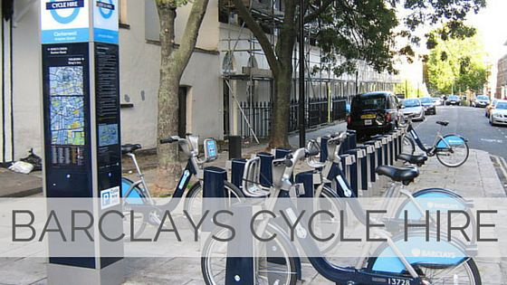 Learn To Say Barclays Cycle Hire?