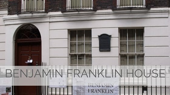 Learn To Say Benjamin Franklin House?