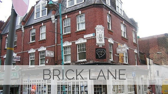 Learn To Say Brick Lane?
