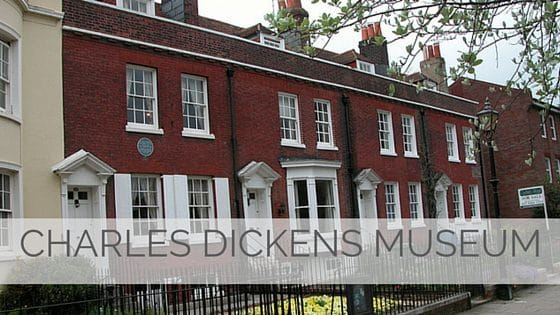 Learn To Say Charles Dickens Museum?