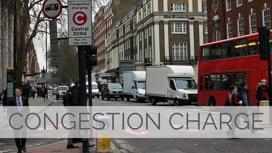 Learn To Say Congestion Charge?