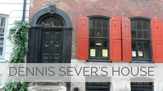 Learn To Say Dennis Sever's House?