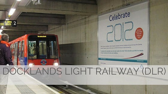 Learn To Say Docklands Light Railway (Dlr)?