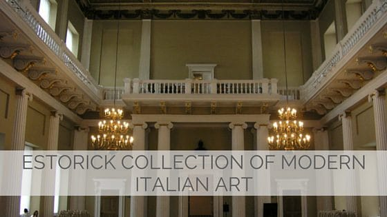 Learn To Say Estorick Collection Of Modern Italian Art?