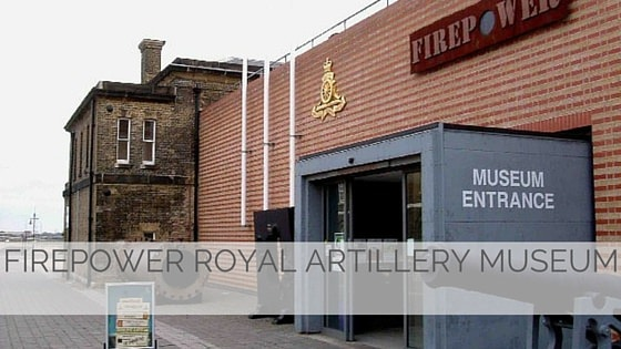 Learn To Say Firepower Royal Artillery Museum?