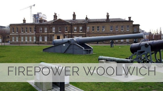 Learn To Say Firepower Woolwich?
