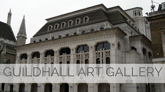 Learn To Say Guildhall Art Gallery?