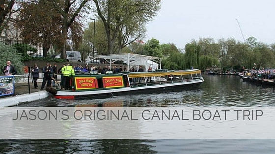 Learn To Say Jason's Original Canal Boat Trip?