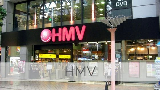 Learn To Say Hmv?