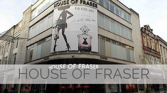 Learn To Say House Of Fraser?