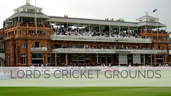 Learn To Say Lord's Cricket Grounds?