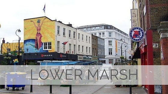 Learn To Say Lower Marsh?