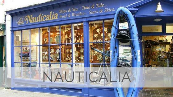 Learn To Say Nauticalia?