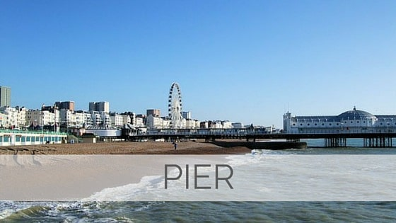 Learn To Say Pier?