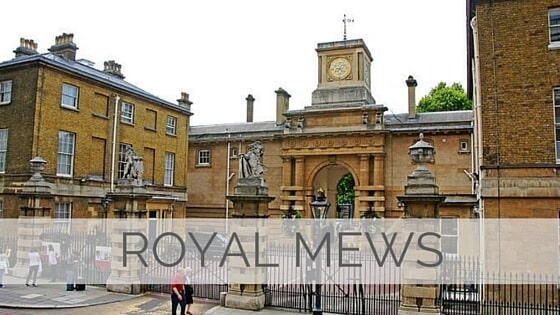 Learn To Say Royal Mews?