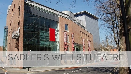 Learn To Say Sadler's Wells Theatre?