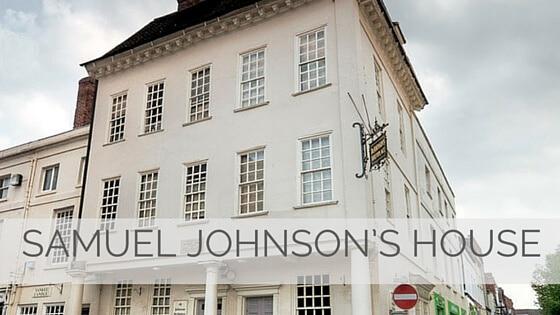 Learn To Say Samuel Johnson's House?