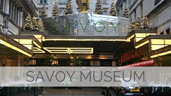 Learn To Say Savoy Museum?