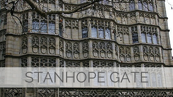 Learn To Say Stanhope Gate?