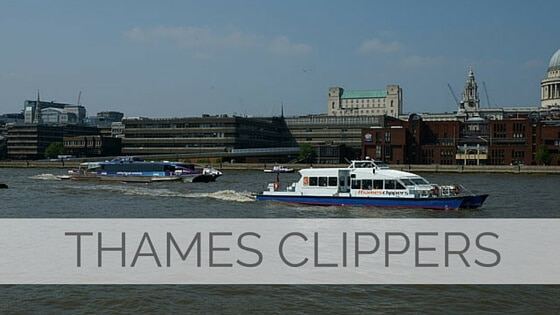 Learn To Say Thames Clippers?