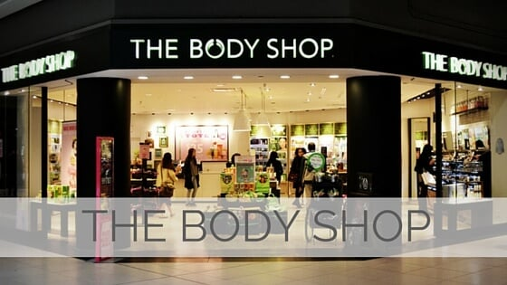 Learn To Say The Body Shop?
