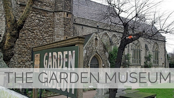Learn To Say The Garden Museum?