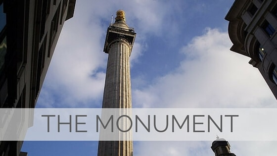 Learn To Say The Monument?