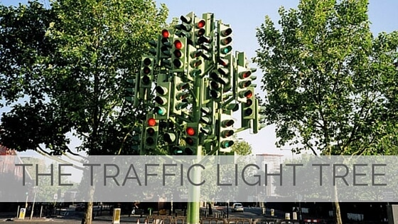 Learn To Say The Traffic Light Tree?