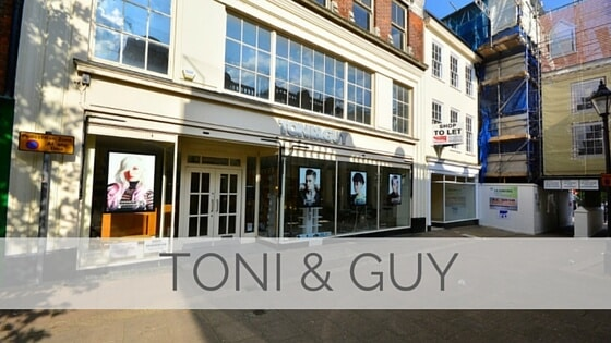 Learn To Say Toni & Guy?