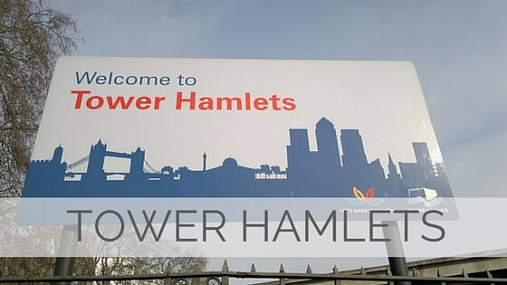 Learn To Say Tower Hamlets?