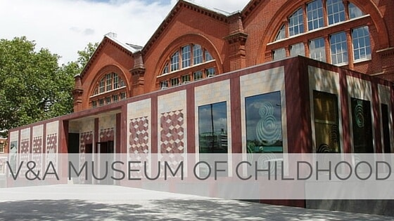Learn To Say V&a Museum Of Childhood?