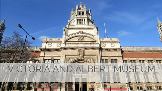 Learn To Say Victoria And Albert Museum?