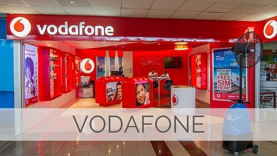 Learn To Say Vodafone?