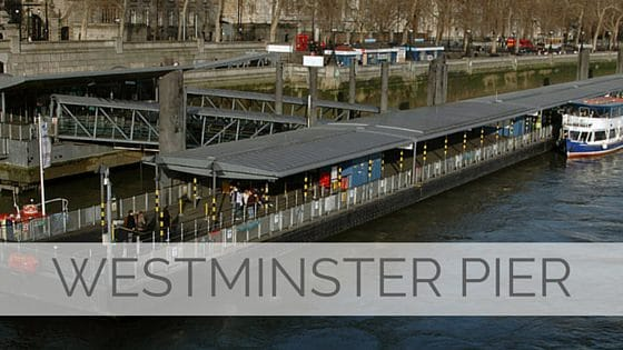 Learn To Say Westminster Pier?